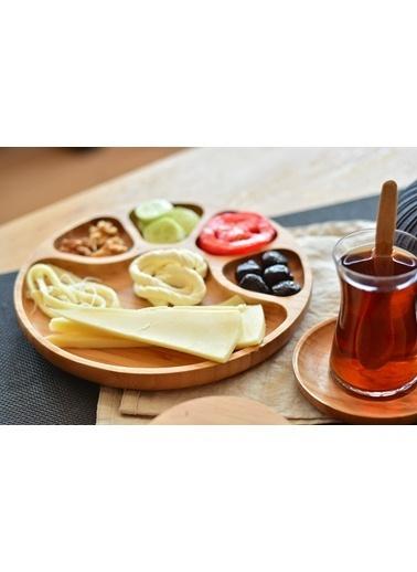 Tortil Sunum Tabağı-Bambum